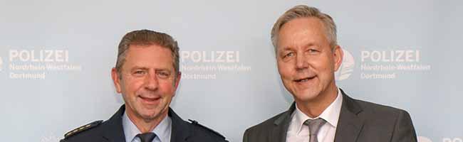 Polizei Dortmund verabschiedet Polizeidirektor Dieter Keil – Nachfolge offen – Hintergrund: Das ist die Führungsspitze