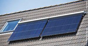 Eingespeiste Solarenergie kann den Verbrauch erheblich reduzieren.