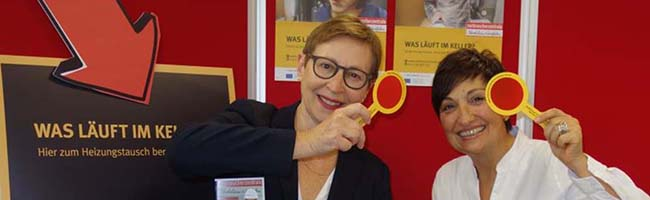 """Am """"Tag der Immobilie"""" klärt die Verbraucherzentrale NRW über Energiehaushalt, Heizsysteme und Fördermittel auf"""