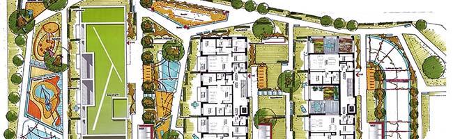 Bewegung auf dem Wohnungsmarkt: Vivawest beauftragt beta Eigenheim mit Bau von 242 Wohneinheiten in Dortmund
