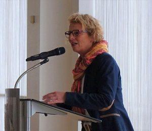 Annette Frenzke-Kulbach, Leiterin des Jugendamtes
