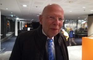 Dr. Rafael Seligmann, Journalist, Publizist und Autor. Foto: Gerd Wüsthoff