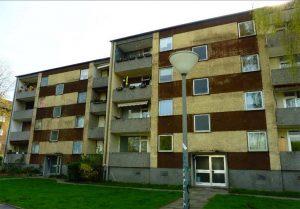 Sanierungsbedürftige Immobilie im Gentzweg. Quelle: Stadt Dortmund