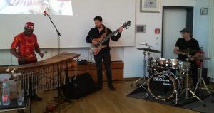 Aly Keita Trio aus Berlin