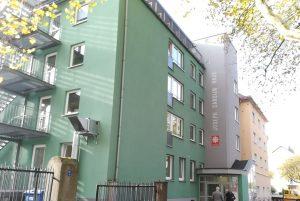 Caritas Bistro im Joseph-Cardijn-Bildungshaus ,Clemens-Veltum-Straße 104