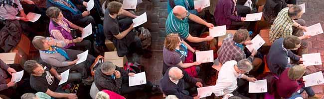 2.000 Veranstaltungen beim Deutschen Kirchentag im Stadtgebiet – Sperrungen in der City – Schulfrei für alle