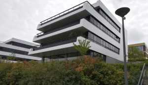 Bürogebäude am Phoenix See