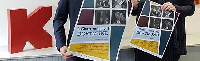 2. Dortmunder Gitarrenfestival mit internationaler Beteiligung