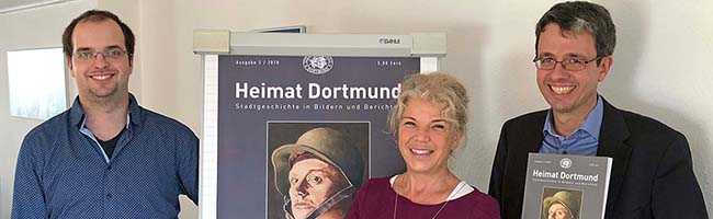 """""""Heimat Dortmund"""" thematisiert das Ende des Ersten Weltkrieges: """"….schließe beim Schreiben mit stillen Grüßen"""""""