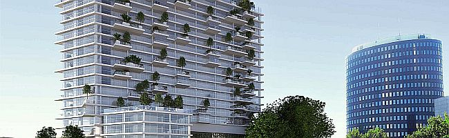 Neuer Hochhauskomplex soll bald den Platz von Rostow zieren – Hotel und teils öffentlich geförderte Wohnangebote geplant