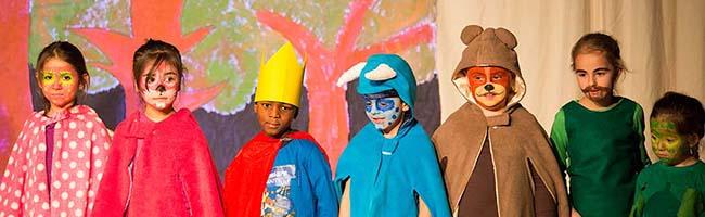 Kindergartenbuch-Theater lässt das Fletch Bizzel wieder aus allen Nähten platzen – Kartenreservierung notwendig