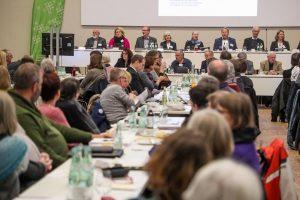 In der Synode sitzen Repräsentanten der Kirche in Dortmund, Lünen und Selm. Foto: Stephan Schuetze