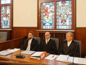 Die Anwälte des KiK-Konzerns ließen sich nicht auf eine gütliche Einigung ein.