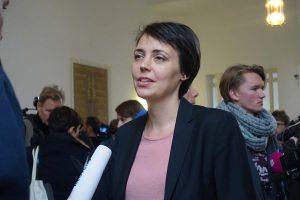 Miriam Sarge-Maaß hat die Klage mit Remo Klinger und den KlägerInnen vorbereitet.