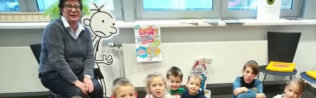 """Die Aktion """"Lesemäuse"""" der Tafel in Dortmund will die Lesebereitschaft und Lesefähigkeit von Kindern steigern"""