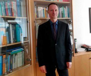 Dr. Harald Krauß, Chefarzt der Klinik für Psychiatrie und Psychotherapie am Marien-Hospital Hombruch. Fotos: Heike Becker-Sander