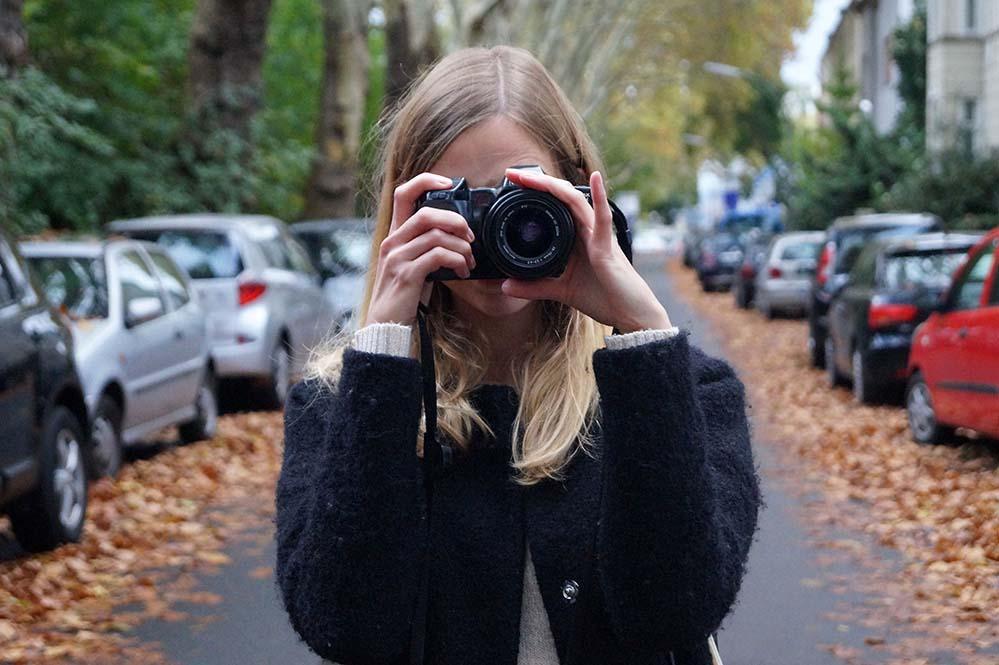 """Egal, ob mit der Kamera oder in anderen Formaten. Der Kreativität sind bei """"Nordstadt entdecken"""" keine Grenzen gesetzt. Je vielfältiger umso spannender. Foto: Malte Langer"""
