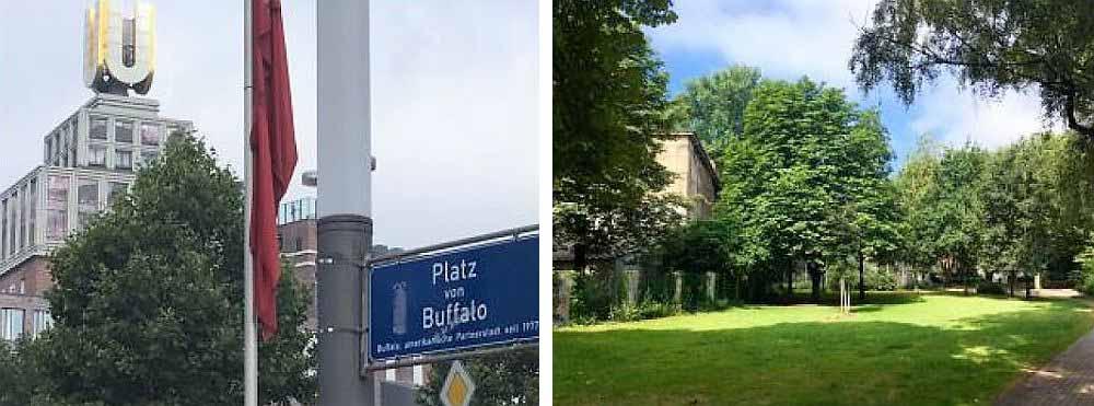 Vom Dortmunder U zum Blücherpark: trotz Schienentrassen vom Hauptbahnhof mit Muße per Fahrrad oder zu Fuß?