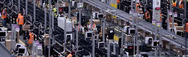 Zu Besuch beim Online-Riesen: Ein Jahr Amazon in Dortmund – ein Ansiedlungserfolg mit Licht und Schatten