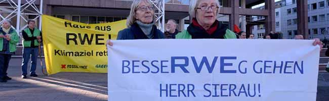 """Umweltverbände fordern Stadt Dortmund auf, RWE-Aktien zu verkaufen: """"Schluss mit der klimapolitischen Untätigkeit"""""""