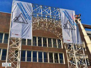 Rathaus Dortmund: dem Antisemitismus keine Chance!