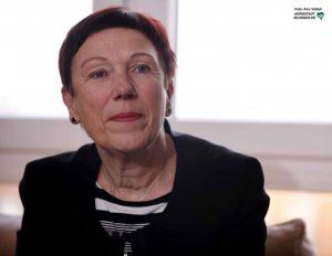 Arbeitsagentur-Chefin Martina Würker macht Frauen Mut, sich in den MINT-Berufen zu probieren. Foto: Alex Völkel