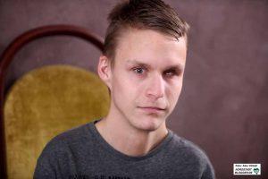Auch wenn er nur auf dem rechten Auge sehen kann, hat Marius Leupold Durchblick.