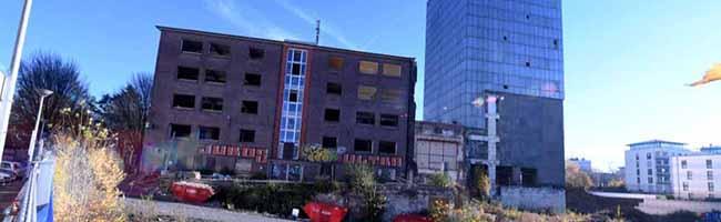 Die ehemalige Kronen-Brauerei wäre als neues Stadtarchiv geeignet – aber erst der neue Rat soll entscheiden