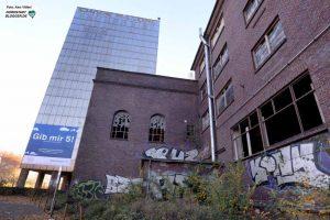 Die Überbleibsel der Kronenbrauerei könnten zum Stadtarchiv umgebaut werden. Archivbild: Alex Völkel