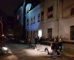 Am Donnerstagmorgen um 6 Uhr rückte die Polizei in der Emscherstraße in Dorstfeld an, um den Haftbefehl zu vollstrecken.