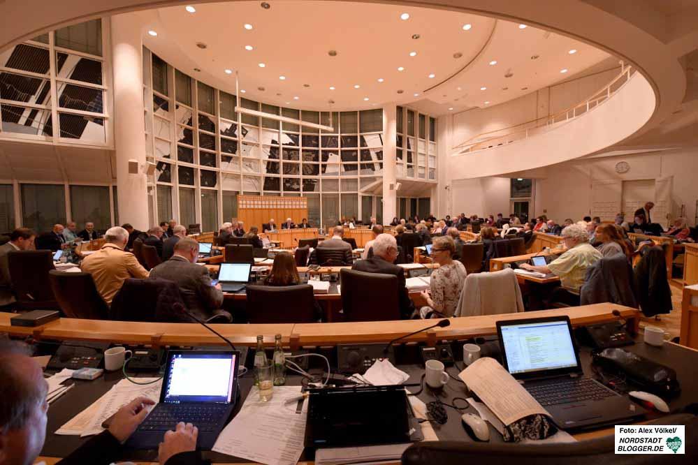 Sitzung Stadtrat Dortmund, 15.11.2018: Neonazis und Rechtspopulisten hatten keine Chance. Fotos: Alexander Völkel