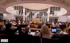 Der Rat soll am 13. Dezember über eine Vielzahl von Haushaltsanträgen entscheiden.