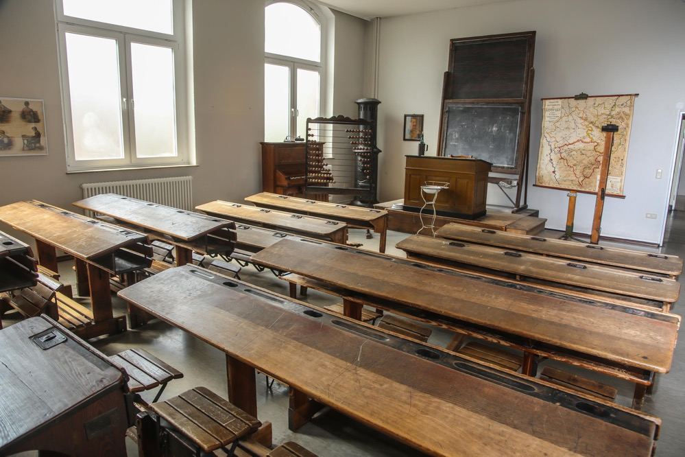 Das Schulmuseum in Marten soll nicht nur saniert, sondern auch eine neue Ausstellung bekommen.