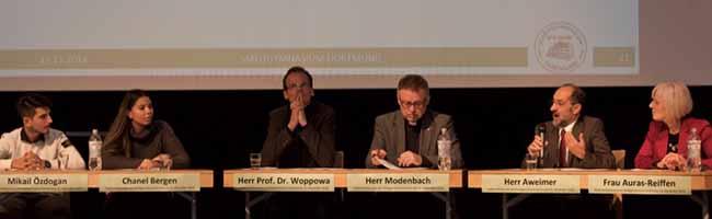 """475 Jahre Stadtgymnasium Dortmund: """"Das Schuljahr war geil, könnten wir doch jedes Jahr ein Jubiläum haben"""""""
