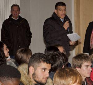 Schüler des Stadtgymnasium