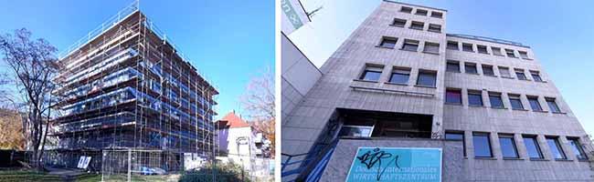 Kostenexplosion und massive Verzögerungen bei Bauarbeiten im Blücher-Bunker – weiteres Ausweichquartier fehlt