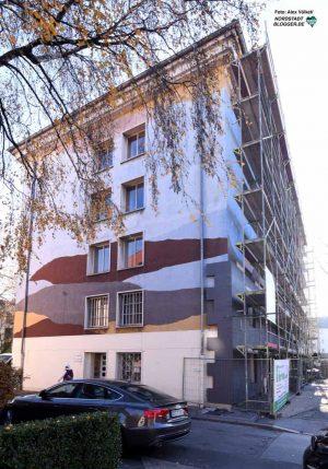 Brandschutz und energetische Sanierung sind die Kostenträger beim Bunker in der Nordstadt.