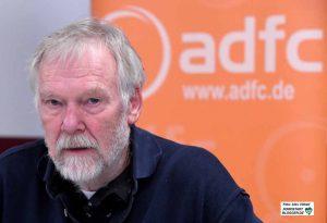 Werner Blanke, Vorsitzender des ADFC Dortmund. Foto: Alex Völkel