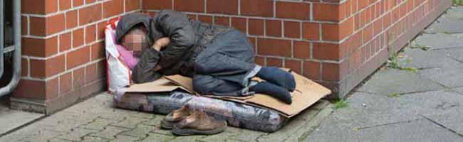 Trotz Sommer, Sonne und Corona-Lockerungen bleibt die Lage für Obdachlose auch in Dortmund schwierig