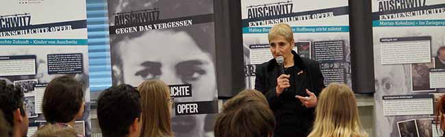 Westfalenkolleg und Droste-Hülshoff-Realschule werden für ihr Engagement in der Erinnerungskultur ausgezeichnet