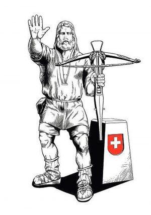 Schweizer Waffenlobbyorganisation Pro Tell