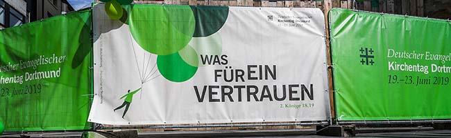 Erleben und Mitmachen: Kulturprogramm zum Kirchentag in Dortmund besticht durch ungeheure kreative Vielfalt