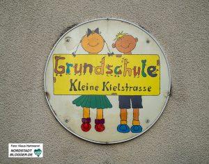 Gebäude der Grundschule Kleine Kielstraße