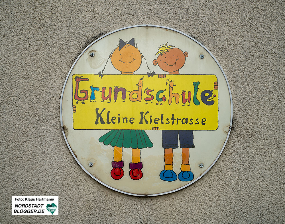 Emblem der Grundschule Kleine Kielstraße