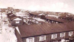 Bereits 1925 wurde das erste Gebäude in der damaligen Jugendferienanlage eingerichtet.