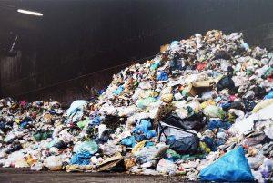 Jeder von uns produziert rund 600 Kilogramm Müll pro Jahr.