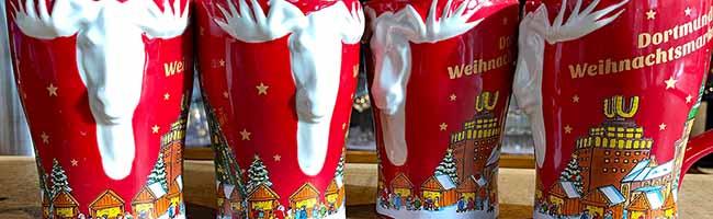 Dortmunder Weihnachtsmarkt startet am Donnerstag  Glühwein wird nicht teurer – Über 300 Verkaufsstände