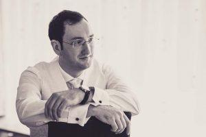 Christian Drengk ist ab 2019 als neuer Kantor für die Kirchenmusik an St.Reinoldi verantwortlich.