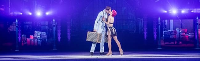 """""""Holiday on Ice"""" in Dortmund: Die Jubiläumstour """"Showtime"""" bietet in der Westfalenhalle ein Feuerwerk zum Geburtstag"""