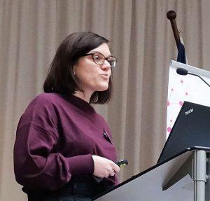 Tanja Webs: Nicht nur die Eingangsbedingungen, sondern auch die Schulorganisation ist relevant.